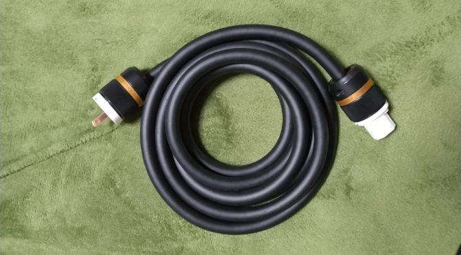 CANARE LP-3V35AC 電源ケーブル作ってみました。音質とか。